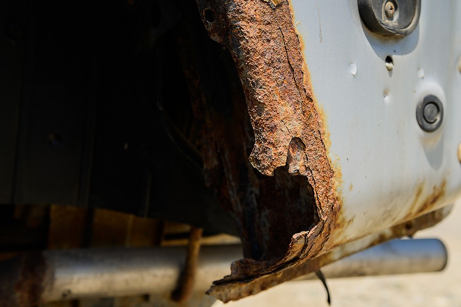 Complete Guide on How to Fix Major Rust on a Car