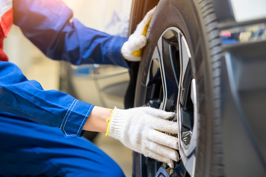 Where to Install Tires Purchased Online