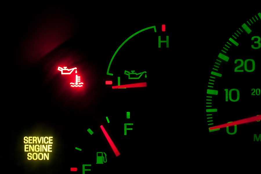 Change Oil Light: Why Is It On and What To Do With It?