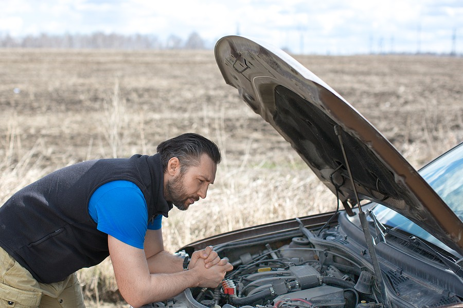 replace engine or buy new car