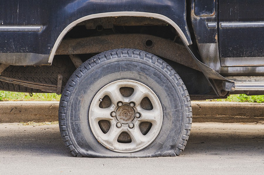 What Causes Tire Blowouts? 6 Main Reasons