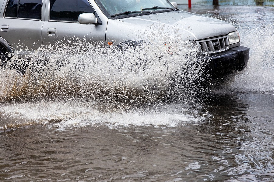 Does Car Insurance Cover Flood Damage?